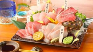 沖縄料理 魚人