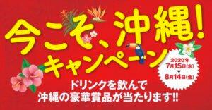 今こそ!沖縄キャンペーン