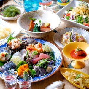 沖縄料理・海鮮・牡蠣居酒屋 わ 東中野店